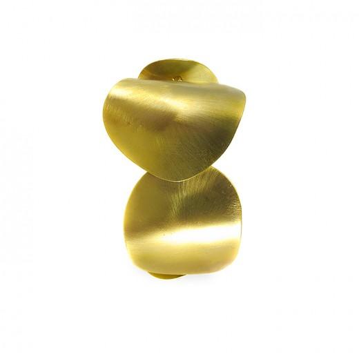 Pulseira Escamas L - Dourado