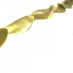 Escamas M - Dourada