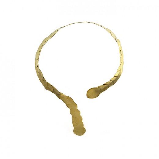 Colar Antídoto - Dourado
