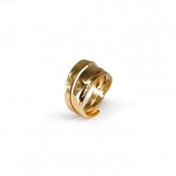 Anel Lines- Dourado