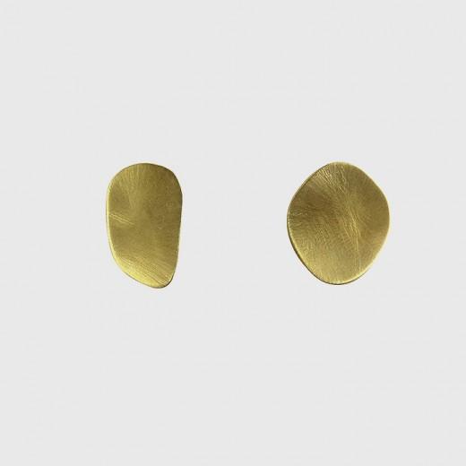 Uma Escama L - Dourado