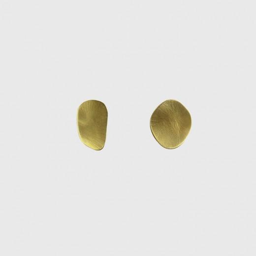 Uma Escama S - Dourado